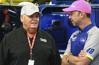 Chad Knaus looks back on the first time he ever met Jeff Gordon & Rick Hendrick
