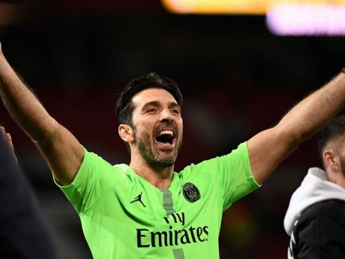 'We made it seem easy' - Buffon delighted with PSG effort in Man United win