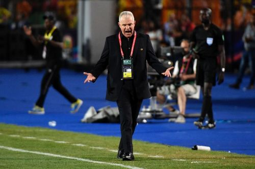 Egypt boss Aguirre says hosts can improve