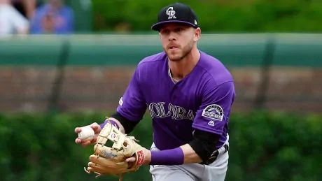 All-star Trevor Story reaches 2-year, $27.5M US deal with Rockies: report