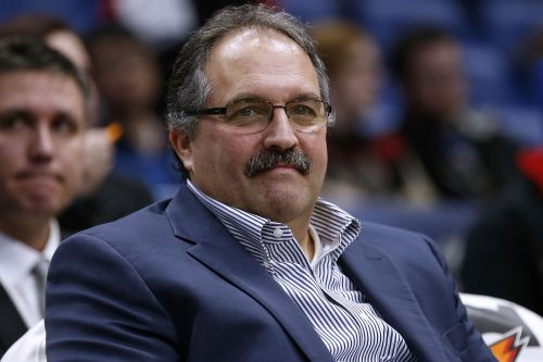 Stan Van Gundy becoming Pelicans coach as brother Jeff waits