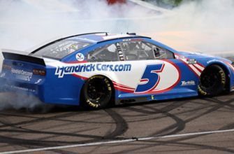 FINAL LAPS: Kyle Larson puts on a clinic, wins first race for Hendrick Motorsports