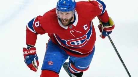 Montreal Canadiens captain Shea Weber won't play next season, possibly ever again