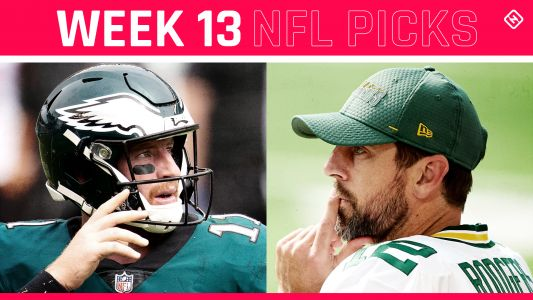 NFL picks, predictions against spread Week 13: Packers edge Eagles; Seahawks rock Giants; Patriots, 49ers stay hot