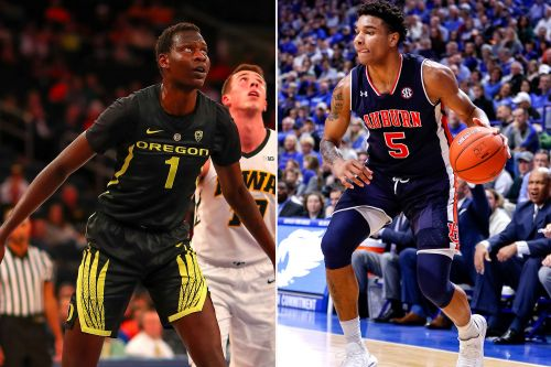 2019 NBA Draft sleepers: The under-the-radar prospects to watch