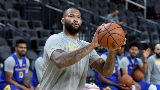 DeMarcus Cousins: Warriors are 'most hated team in sports'