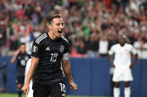 Guardado second-half double gives Mexico Gold Cup win over Canada