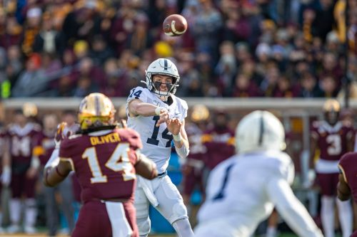 Penn State QB Sean Clifford says he 'deleted' social media after death threats