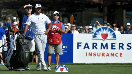 Tiger Woods at the Farmers Insurance Open: Date, tee times, TV schedule, live stream