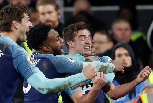 Man City, Spurs win in contrasting ways in Premier League