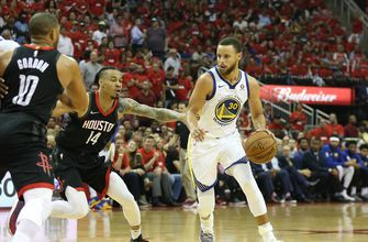 Curry, Paul expect to be full-go in Game 3 between Warriors, Rockets
