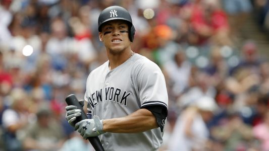 Aaron Judge returns to Yankees' starting lineup