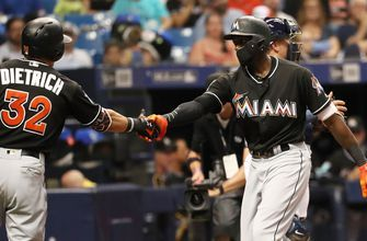 Marlins top Rays 3-2 to get 2nd Citrus Series win of season