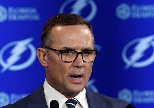 AP Sources: Red Wings to name Steve Yzerman general manager