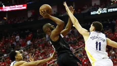 Rockets inch closer to dethroning Warriors as Eric Gordon provides Game 5 boost