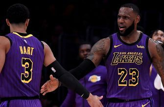 'This is the best game LeBron's played all year': Nick Wright on LeBron's performance in win against the Blazers