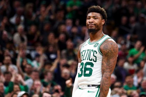 'Everything's Become Real Cute': Marcus Smart Says the NBA Lacks Physicality