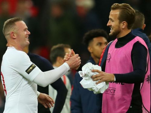 Kane targets Rooney's England goals record - 'It's definitely possible'