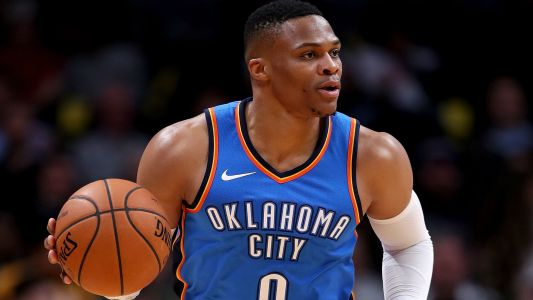 NBA wrap: Russell Westbrook's streak ends; Raptors best DeMar DeRozan in return