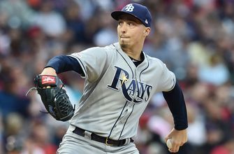 Rays fall to Cleveland 3-1 in Snell-Bieber pitchers' duel