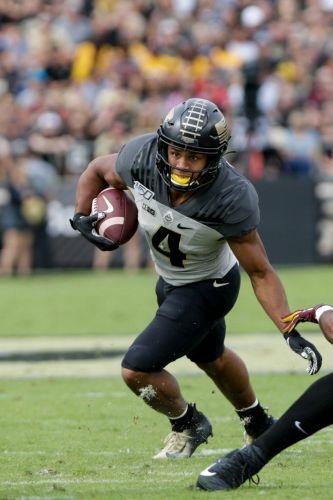 Purdue receiver Rondale Moore bypasses 2020 season to prepare for NFL draft