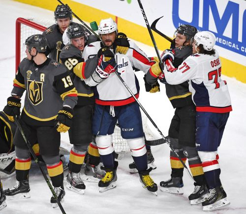 Capitals and Golden Knights are unlikely Stanley Cup rivals with unique connections