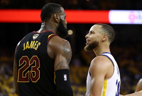 Stephen Curry Explains Game 1 Trash Talk with LeBron James
