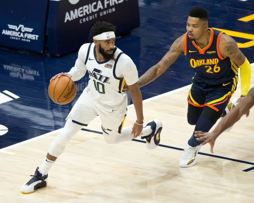 Jazz guard Mike Conley named NBA All-Star for first time in 14-year career as injury replacement for Suns' Devin Booker