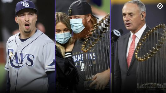 Ranking the four most bizarre moments in crazy final day of 2020 MLB season