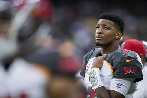 Jameis Winston fears ban over crotch-grabbing accusation