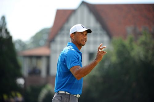 Tiger Woods is 18 holes away from historic win at Tour Championship