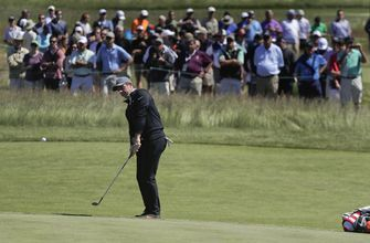 The Latest: Clever groups for the US Open