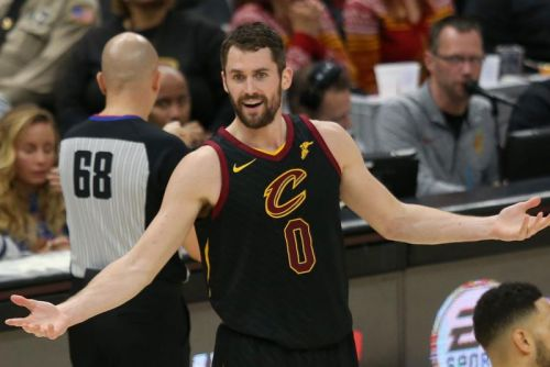 Cavs' Love returns to Minnesota to face Butler, Wolves