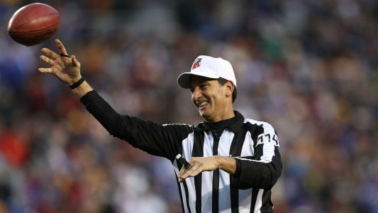 Referee Gene Steratore retires after 15 seasons