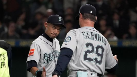 Five things you may have missed from A's vs. Mariners MLB season opener