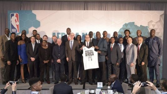 NBA Announces Arrival of Basketball Africa League in 2020