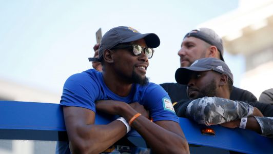 NBA: Kevin Durant's brother is fueling free-agency rumors