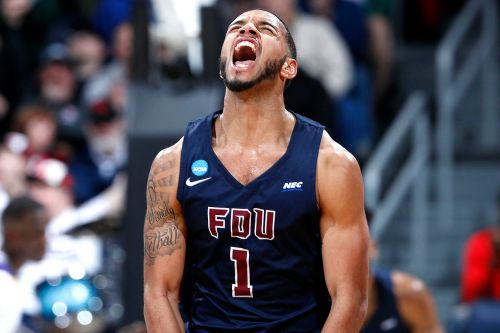 A fortuitous break helped spur Darnell Edge to FDU stardom