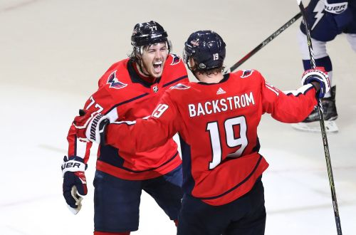 Capitals come up big, force Game 7 with 3-0 win against Lightning