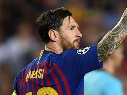 Fantasy Football: Hat-trick hero Messi leads Goal Champions League Team of the Week