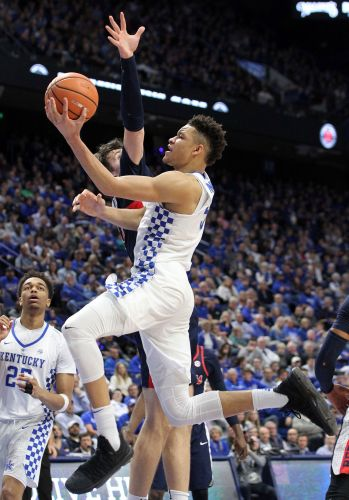 Bagley, Porter headline list of top forwards in NBA draft