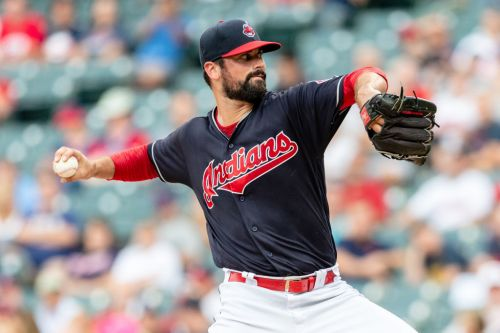 Cleveland Indians, Boston Red Sox starting lineups for Sunday, Game 155