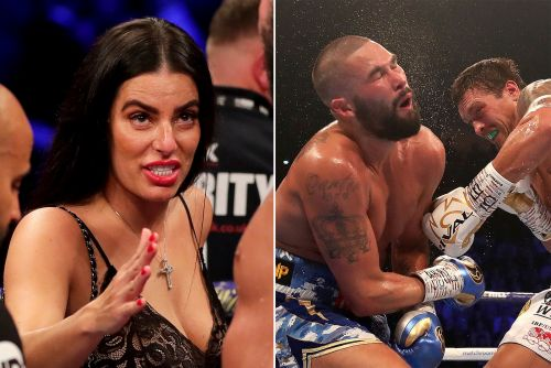Boxer Tony Bellew's wife has homophobic rant after loss