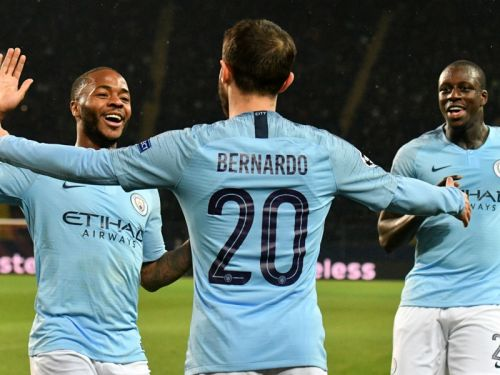 Man City record Champions League first in testing Shakhtar surrounds
