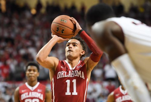 Trae Young Reveals the Advice Stephen Curry Gave Him