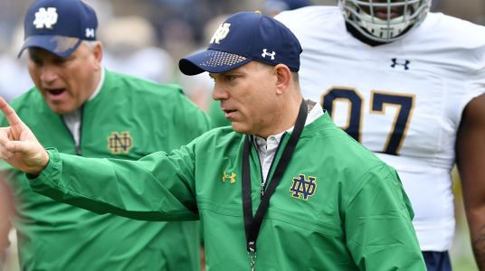 How Notre Dame football is preparing to not fold in November