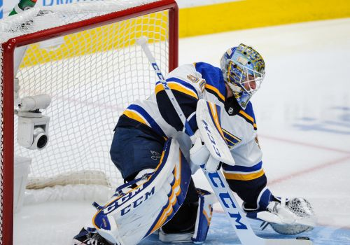 NHL Playoffs: So much for Lose for Hughes
