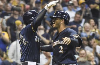 Brewers rookies shine in 10-1 win over Pirates