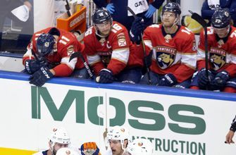 Islanders top Panthers 5-1 to advance in playoff prelims