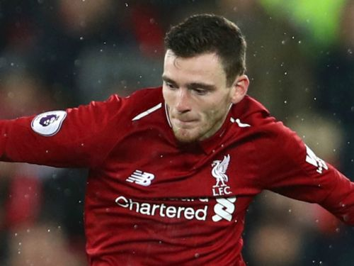 'I am still tired just looking at Robertson!' - Mourinho in awe of Liverpool intensity